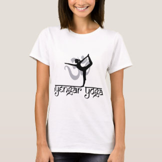 Lord of The Dance Pose Iyengar Yoga T-Shirt