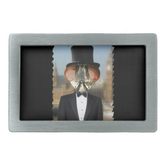 Lord of The Flies Rectangular Belt Buckles