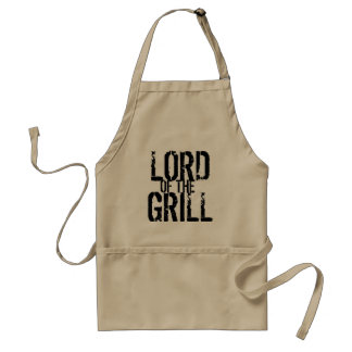 Lord of the grill standard apron