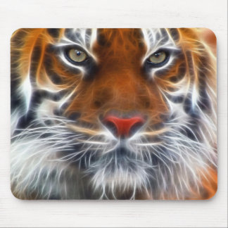 Lord of the Indian Jungles, The Royal Bengal Tiger Mouse Mat