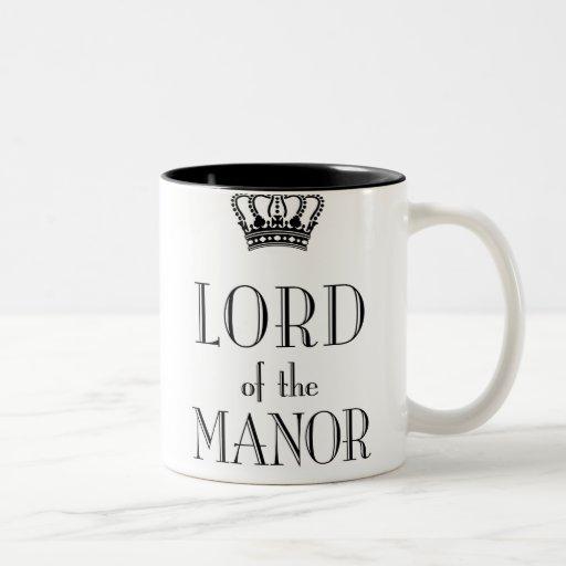 Lord of the Manor mug