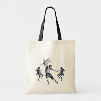 Lord of the Prance Budget Tote Bag