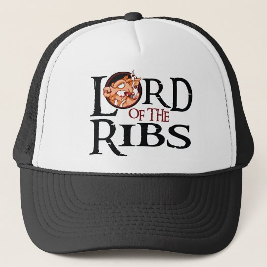 LORD-OF-THE-RIBS CAP