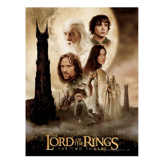 Lord of the Rings: The Two Towers Movie