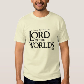 Lord of The Worlds Tee Shirt