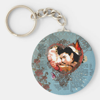 Lord Rama Bollywood God Aum Ornament floral Key Ring