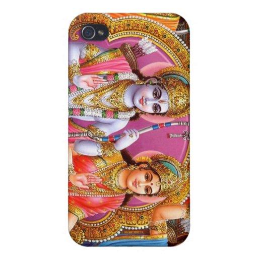 Lord Rama iPhone 4/4S Covers