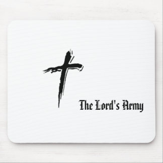 Lord s Army mousepad