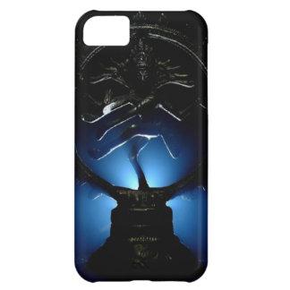 Lord Shiva Blue Background. iPhone 5C Case