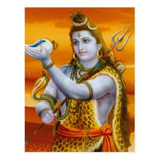 Lord Shiva (Hindu Deity Series) Post Cards