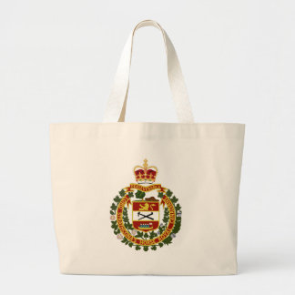 Lord Strathcona's Horse-Royal Canadians Canvas Bags