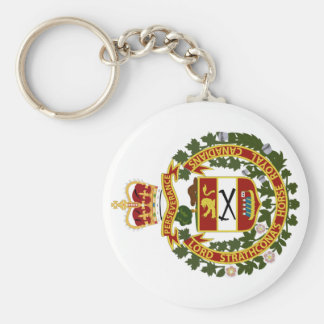 Lord Strathcona's Horse-Royal Canadians Key Chains