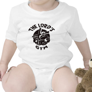 Lord's Gym Waxahachie - Black Tee Shirt