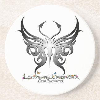 Lords of the Underworld coaster. Coaster