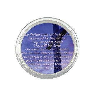 lords-prayer-3 photo ring