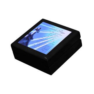 Lord's Prayer Design Gift Box