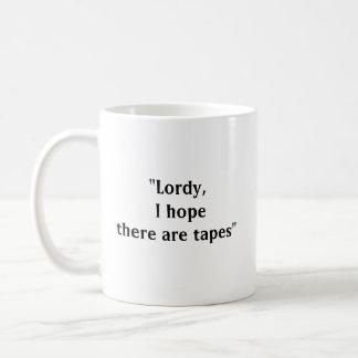 Lordy! Coffee Mug