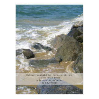 Lore of Ocean  Newport Beach Postcards