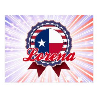 Lorena, TX Postcard