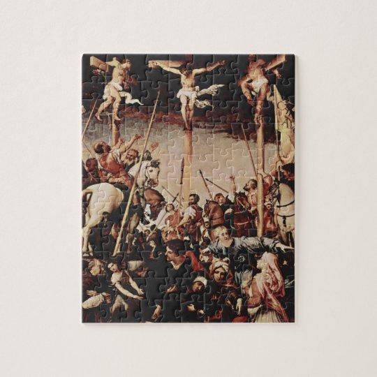 Lorenzo Lotto- Crucifixion Jigsaw Puzzle