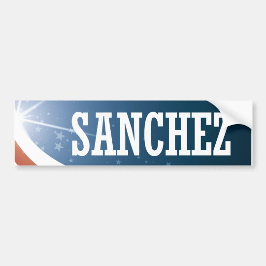 Loretta Sanchez 2016 Bumper Sticker