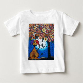 Lori Everett_ Day Of The Dead_Dog, Doggie Art T Shirts