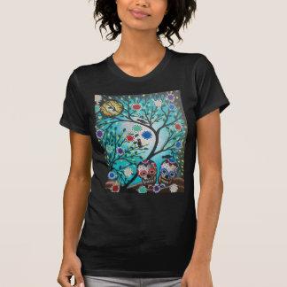 Lori Everett_ Day Of The Dead_Mexican_Skulls_DOD T-Shirt