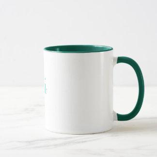 Lori mug in green