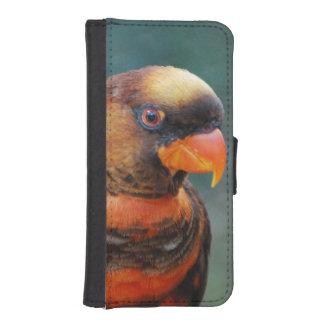 lorikeet-10 jpg iPhone 5 wallet case