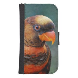lorikeet-10 jpg phone wallet case