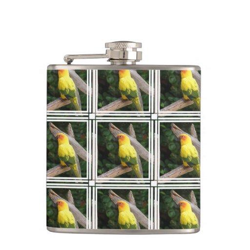 Lorikeet Flask