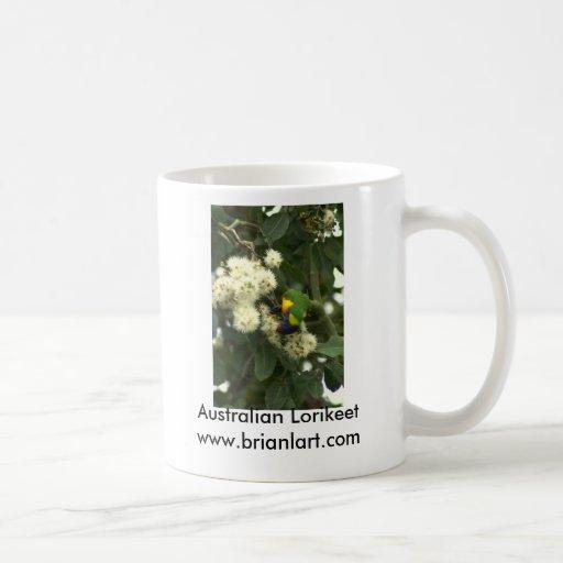 Lorikeet Coffee Mugs