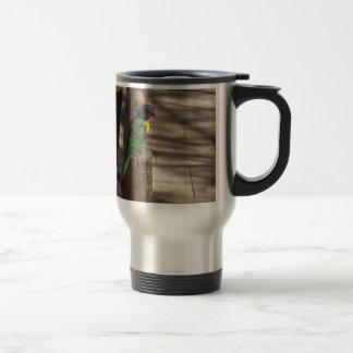 Lorikeet Stainless Steel Travel Mug
