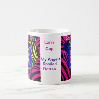 Loris Cup Basic White Mug