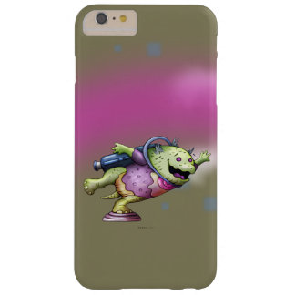 LORN CUTE ALIEN  Case-Mate Barely There iPhone
