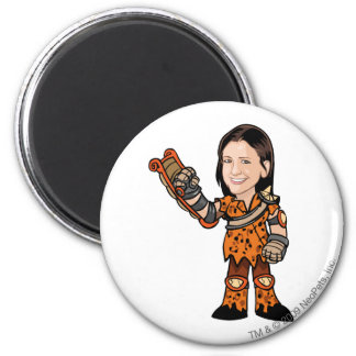 LornaDesparow Tyrannia Staff Player Refrigerator Magnets