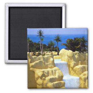 Loro Park, Tenerife Square Magnet