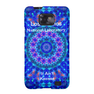 Los Alamos - Blue Lagoon of Liquid Shafts of Light Samsung Galaxy S2 Covers