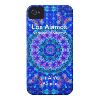 Los Alamos - Blue Lagoon of Liquid Shafts of Light iPhone 4 Case-Mate Case