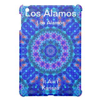 Los Alamos - Blue Lagoon of Liquid Shafts of Light iPad Mini Case