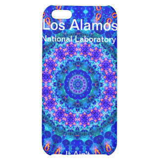 Los Alamos - Blue Lagoon of Liquid Shafts of Light iPhone 5C Case