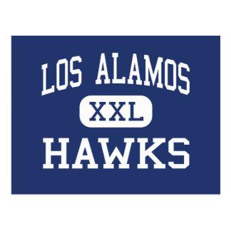 Los Alamos Hawks Middle Los Alamos Postcard