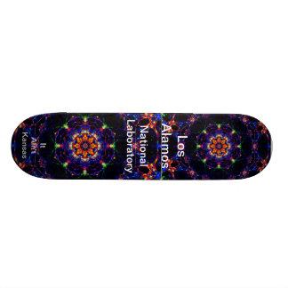 Los Alamos - Lightform of Heavenly Delight Skateboards