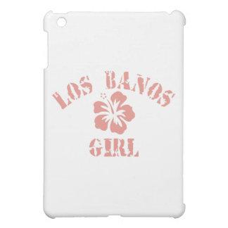 Los Altos Pink Girl iPad Mini Covers