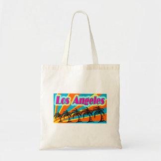 Los Angeles 5 Palm Trees Bag