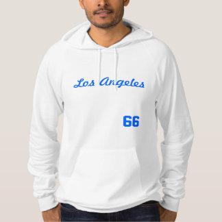 LOS ANGELES #66 MEN'S AMERICAN APPAREL HOODIE