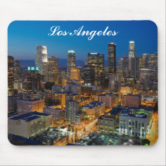 Los Angeles at Dusk Mouse Mat