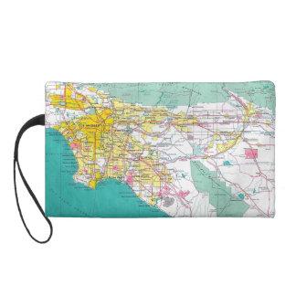 Los Angeles Wristlet Clutches