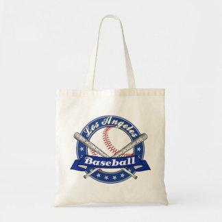 Los Angeles Baseball Budget Tote Bag