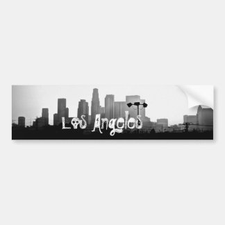 Los Angeles Bumper Sticker